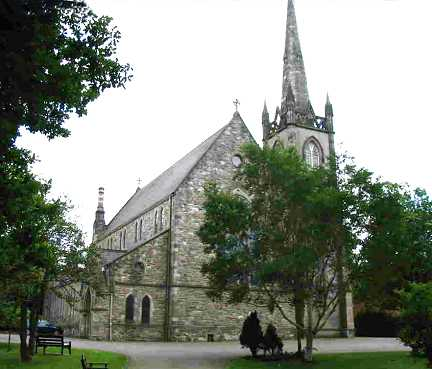 The Churches of Britain and Ireland  Holywood
