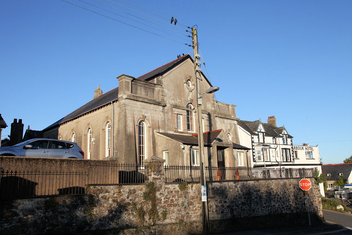 The Churches Of Britain And Ireland Abersoch