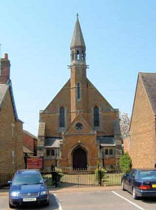 The Churches Of Britain And Ireland Deddington
