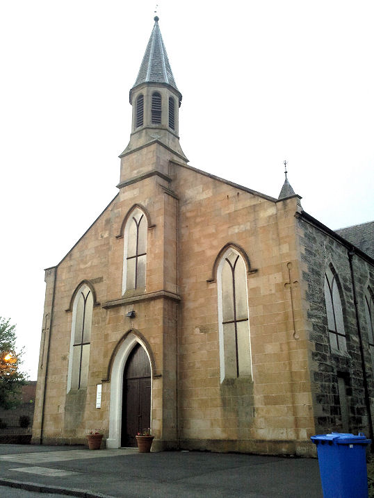 The Churches of Britain and Ireland  Carluke