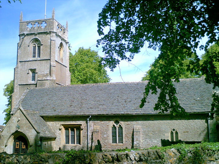 St Leonards Church, Blunsdon