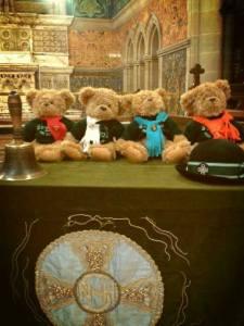 2014 Church Service_House Bears