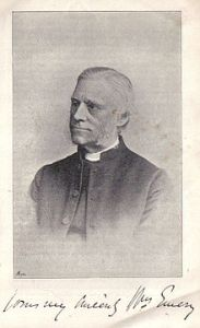Canon William Emery, a founder of The Church Schools Company.