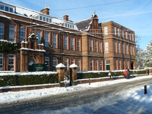 newcastle church high school-winter