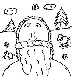 God Calls Abram – Mission Bible Class [ 1319 x 1019 Pixel ]