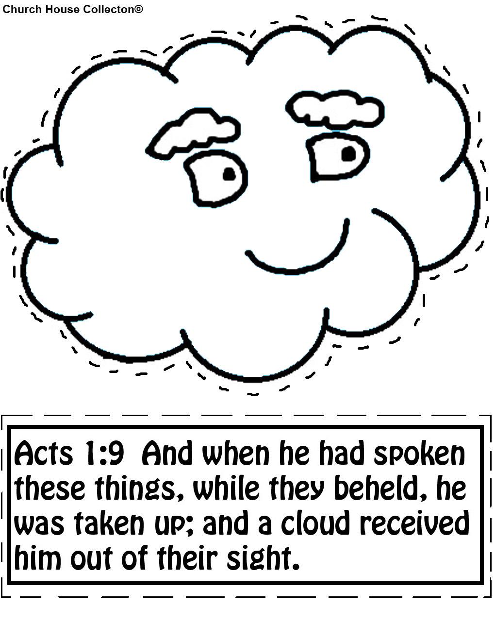 Cloud Sunday School Lesson
