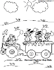 Sheep Coloring Pages For Sunday School