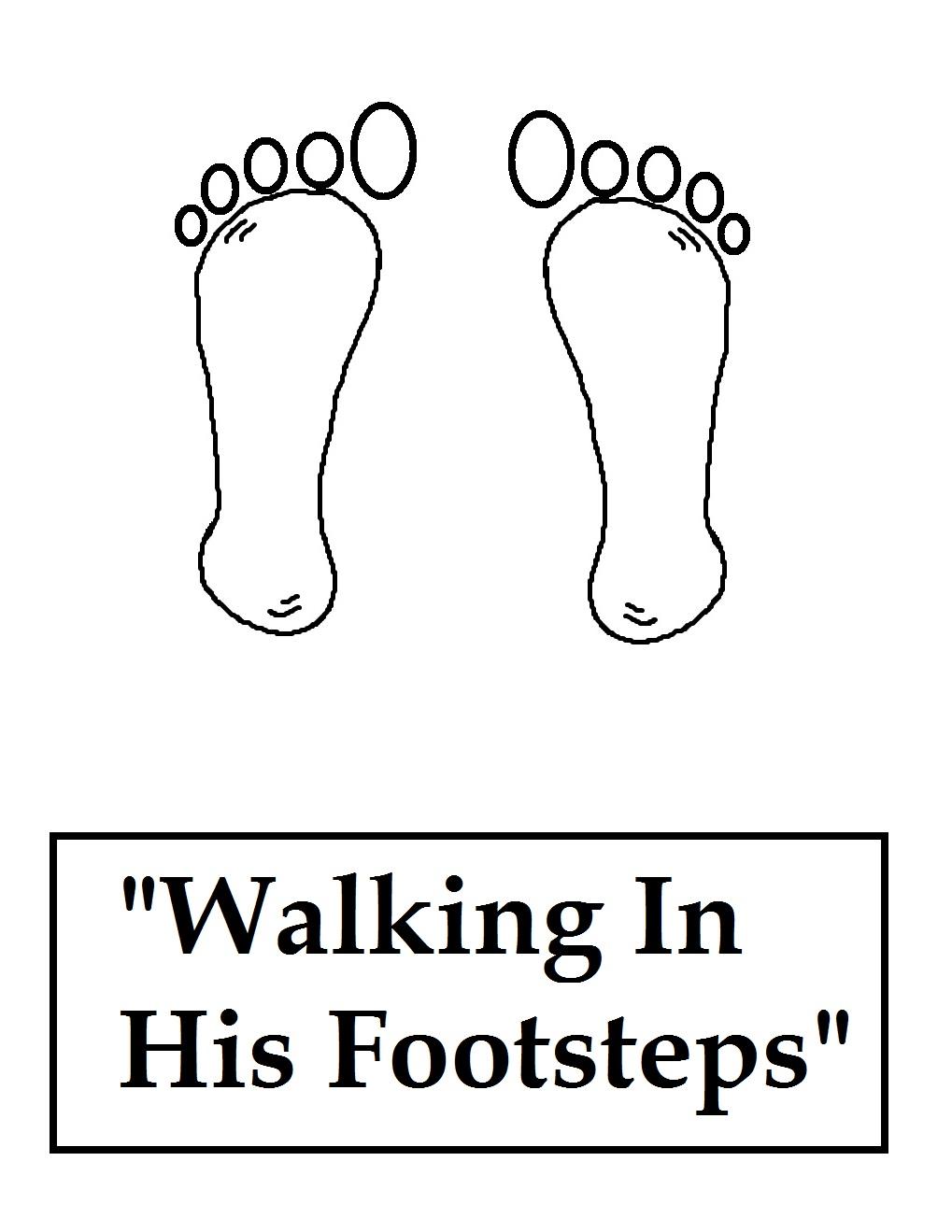 Flip Flop Sunday School Lesson
