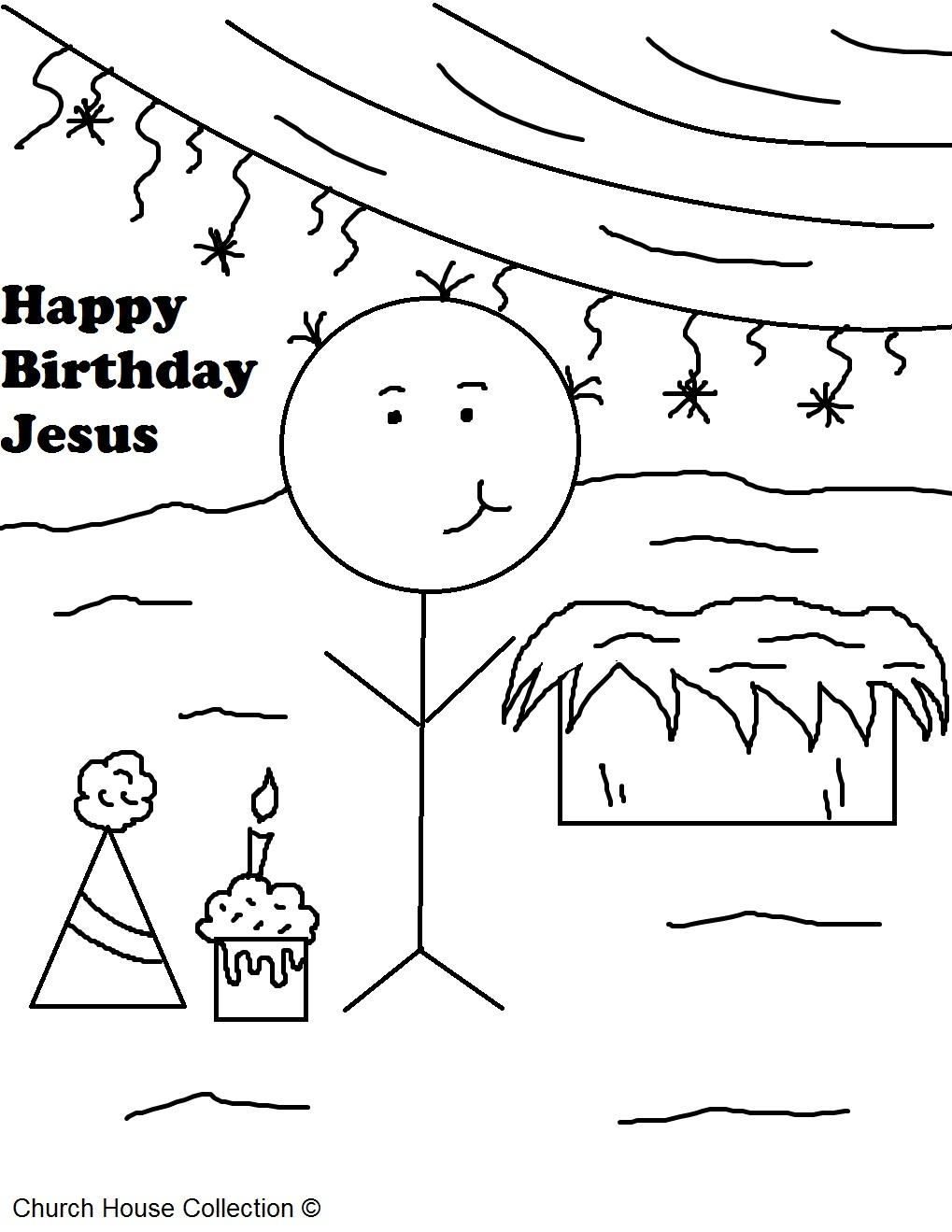 Free Christmas Sunday School Lessons For Preschool Kids