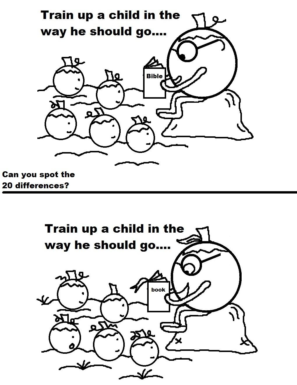 Pumpkin Sunday School Lesson-Preschool Kids-Fall Lesson Plans