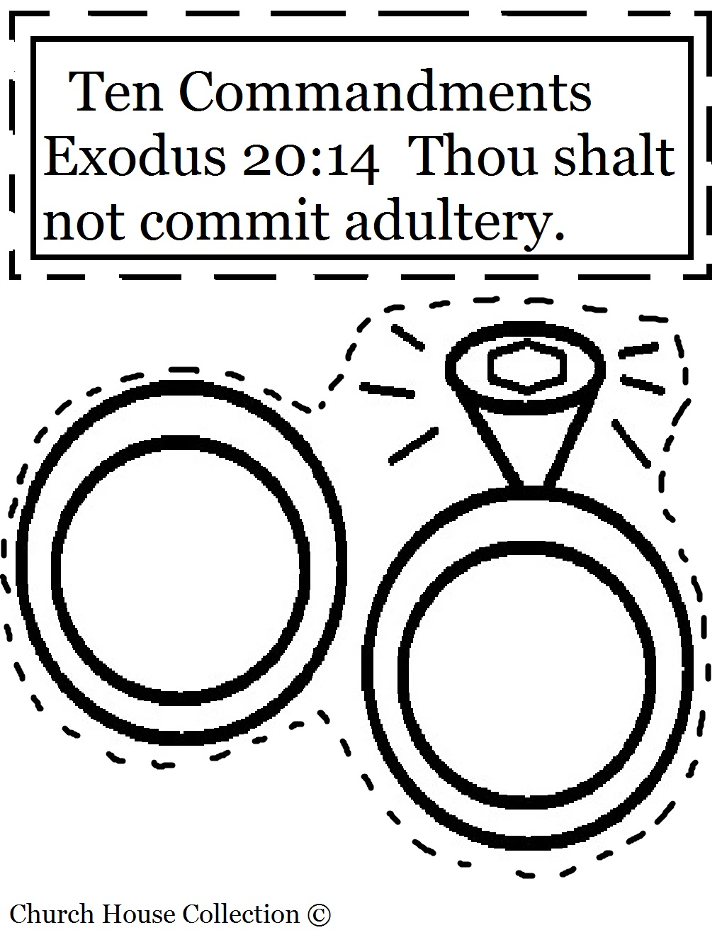 Thou Shalt Not Commit Adultery Lesson Plan