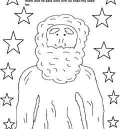 God Calls Abram – Mission Bible Class [ 1320 x 1020 Pixel ]