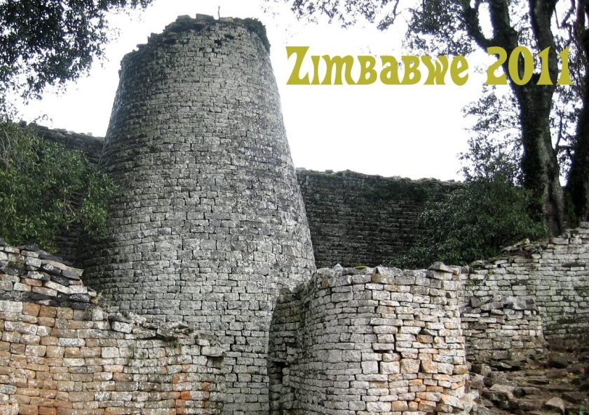 Picture of The Zimbabwe Ruins, one of the most popular tourist attractions in Zimbabwe