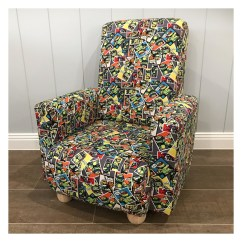 Ninja Turtles Chair Cheap Tufted Dining Chairs Single Child In Teenage Mutant Print