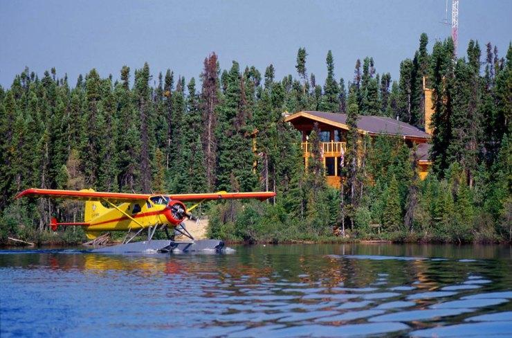 North Knife Lake Wilderness Lodge