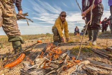 arctic-discovery-wiener-roast