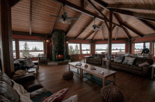 2nd Place Lodge Interior/Exterior - Sharon Moult