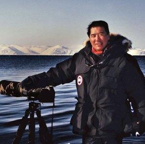 Ian Johnson of Ian Johnson Safaris.