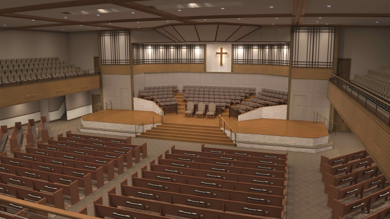 Church Decorating Services Liturgical Interior Design  Church Interiors Inc