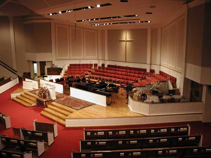 Church  Sanctuary Renovations Remodeling  Restorations