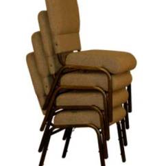 Stackable Church Chairs Royal Throne Chair - Interiors, Inc.