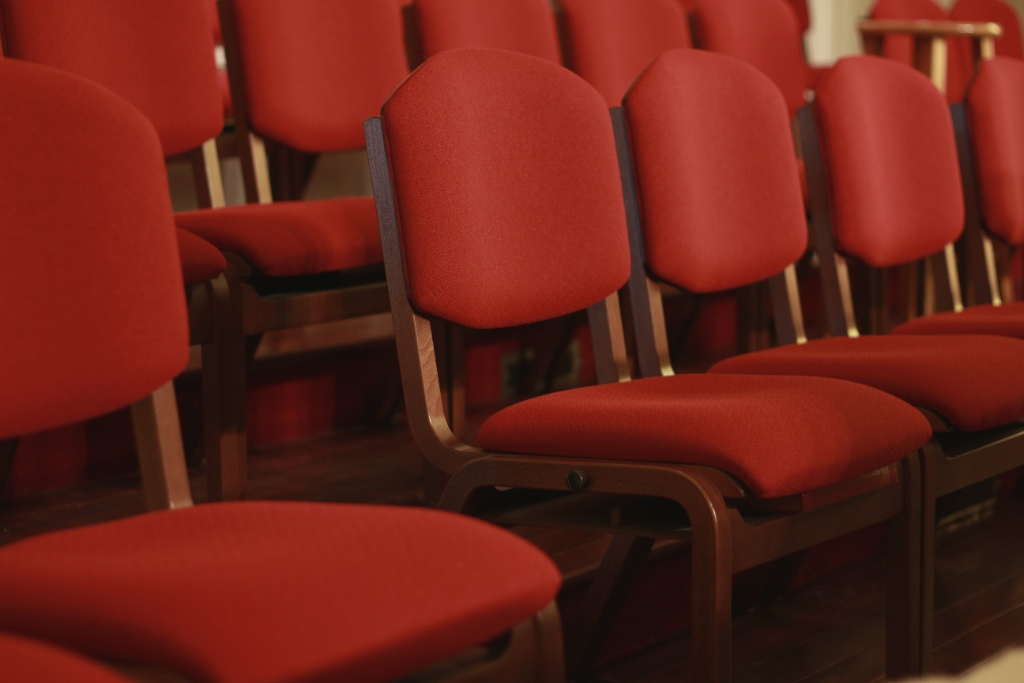 Church Choir Chairs OakLock PlyHarp PlyBent  Church