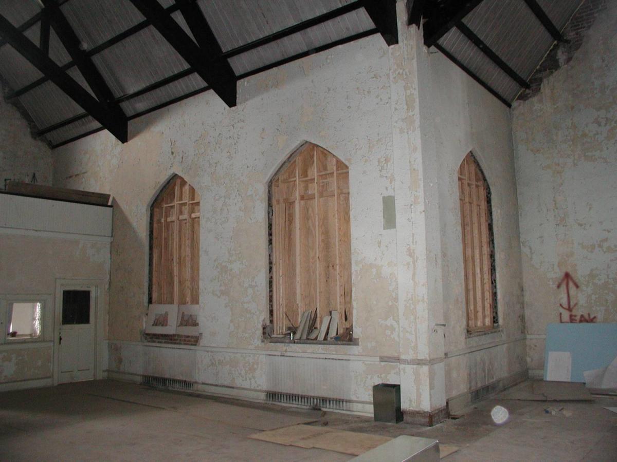 Painting  Plaster Repair for Church Renovations  Restoration