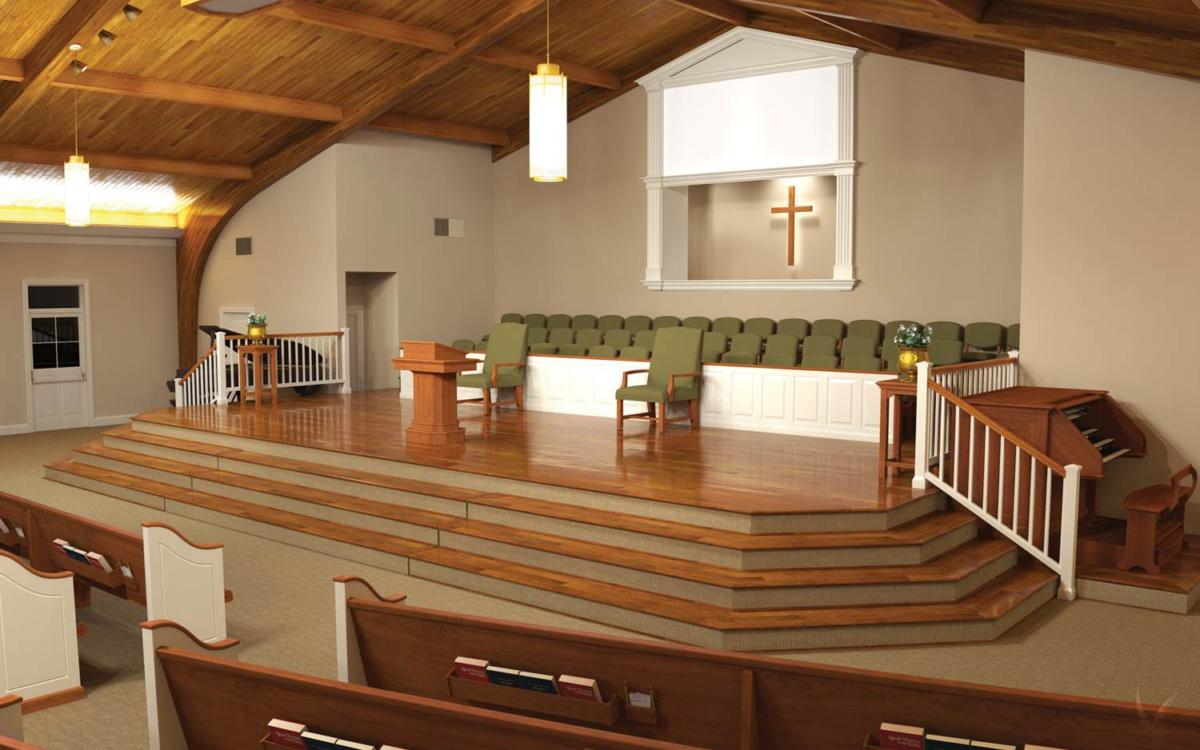 Church Carpet  Floor Covering Hardwood  Tile Flooring