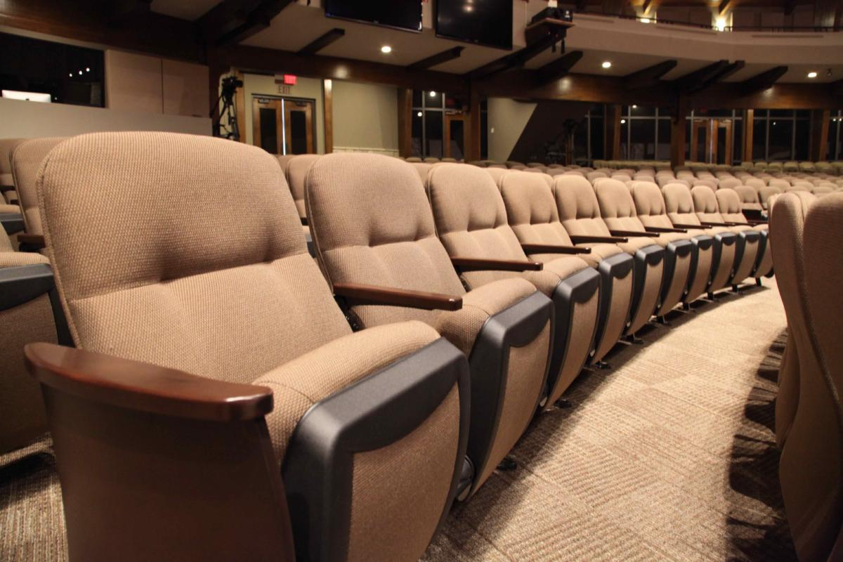 Sanctuary Theater Seating Theatre Seats  Church
