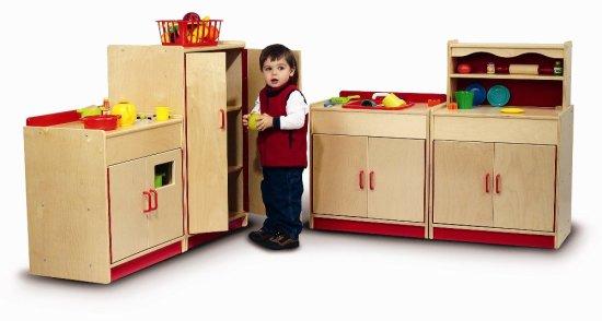 Whitney Preschool Kitchen complete set