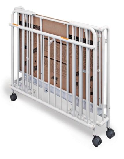 StowAway 1231090 Compact Nursery Folding Crib 4