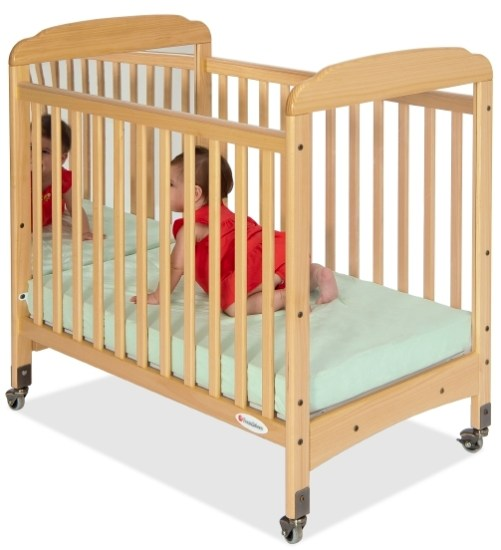 Foundations1733040Serenity Fixed Side Crib mirror