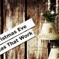 To consider when creating your special service on christmas eve