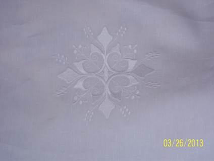 Linen Embroidery