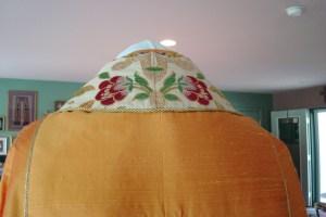 Golden Cope - Back Neck