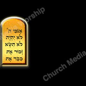 10 Commandments V5 Black Christian Worship Background. High quality worship images for use to spread the Gospel and enhance the worship experience.