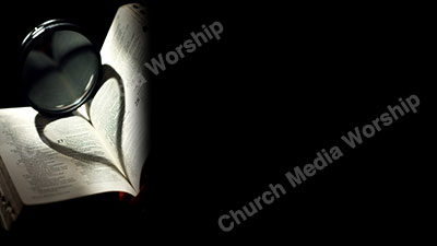 Bible Love Christian Worship Background. High quality worship images for use to spread the Gospel and enhance the worship experience.
