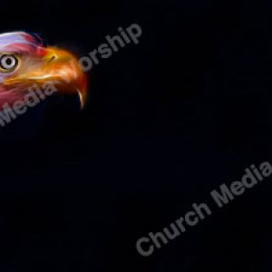 Eagle Flag Christian Worship Background. High quality worship images for use to spread the Gospel and enhance the worship experience.