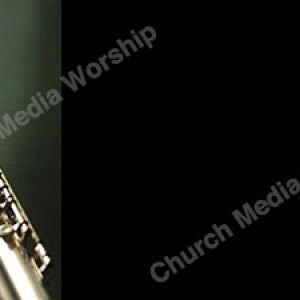 Flute Black Christian Worship Background. High quality worship images for use to spread the Gospel and enhance the worship experience.