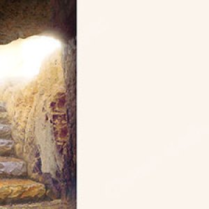 Inside the tomb Cream Christian Worship Background. High quality worship images for use to spread the Gospel and enhance the worship experience.