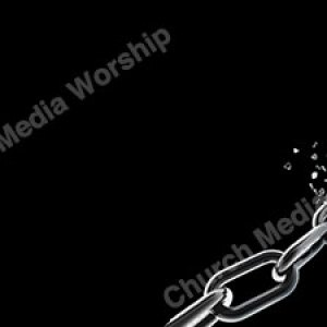 My chains are broken Black Christian Worship Background. High quality worship images for use to spread the Gospel and enhance the worship experience.