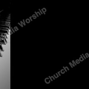 Piano keys Christian Worship Background. High quality worship images for use to spread the Gospel and enhance the worship experience.