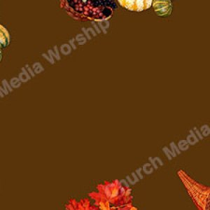 Thanksgiving V4 Christian Worship Background. High quality worship images for use to spread the Gospel and enhance the worship experience.