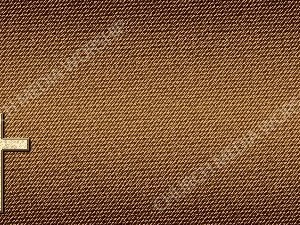 Cross Symbol - Brown Christian Background Images HD