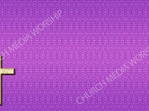 Jesus Fish Cross Symbol - Purple Christian Background Images HD