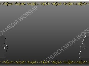 Golden Frame Children Praying Platinum Christian Worship Background. High quality worship images for use to spread the Gospel and enhance the worship experience.
