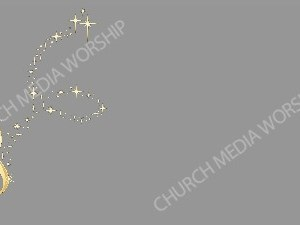 Golden Note - Gray Christian Background Images HD