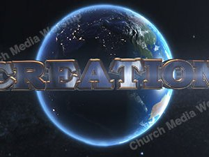 Creation over the earth Version 2 Christian Video Clip Use as a standalone or added as a clip to make a themed Christian video. Enhance the Worship experience.