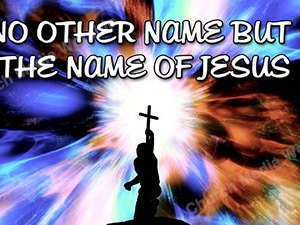 No Other Name Singalong Christian Video HD. With perfectly timed Lyrics. Easy to follow and sing Video and Audio to enhance the Worship experience. Christian Singalong Videos with perfectly timed lyrics and colorful worship backgrounds. Engage the whole audience to sing with Joy and enthusiasm.