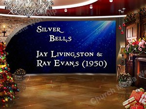 Silver Bells Singalong Christian Video HD. With perfectly timed Lyrics. Easy to follow and sing Video and Audio to enhance the Worship experience.